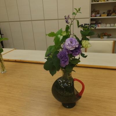 オークリーフ(絵画教室の花)_f0049672_11105814.jpg