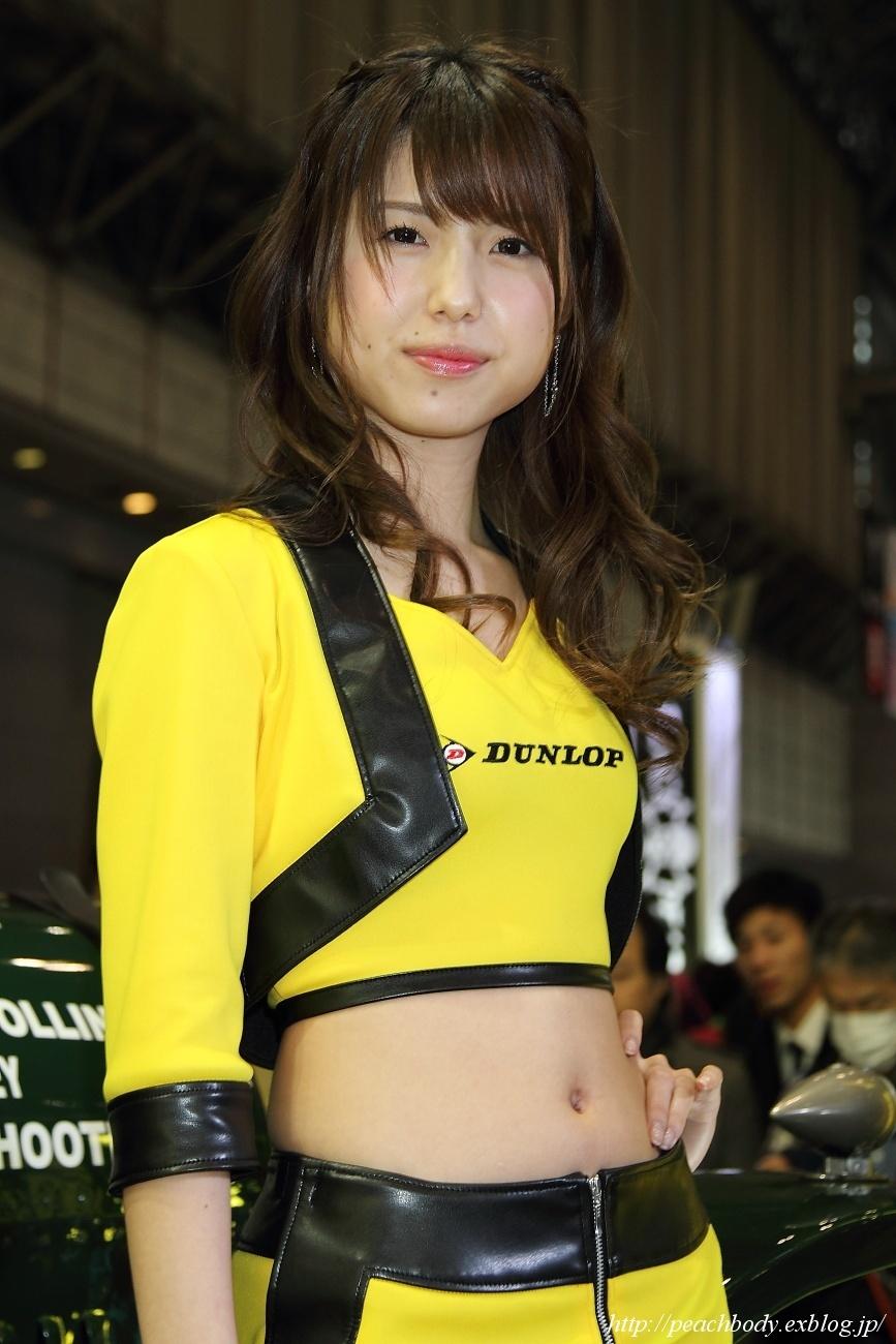 一瀬優美 さん(ダンロップ ブース)_c0215885_19081223.jpg
