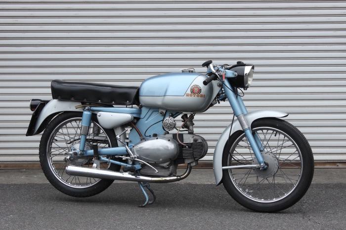 Motobi 125 Imperiale custom入庫。_a0208987_13184438.jpg