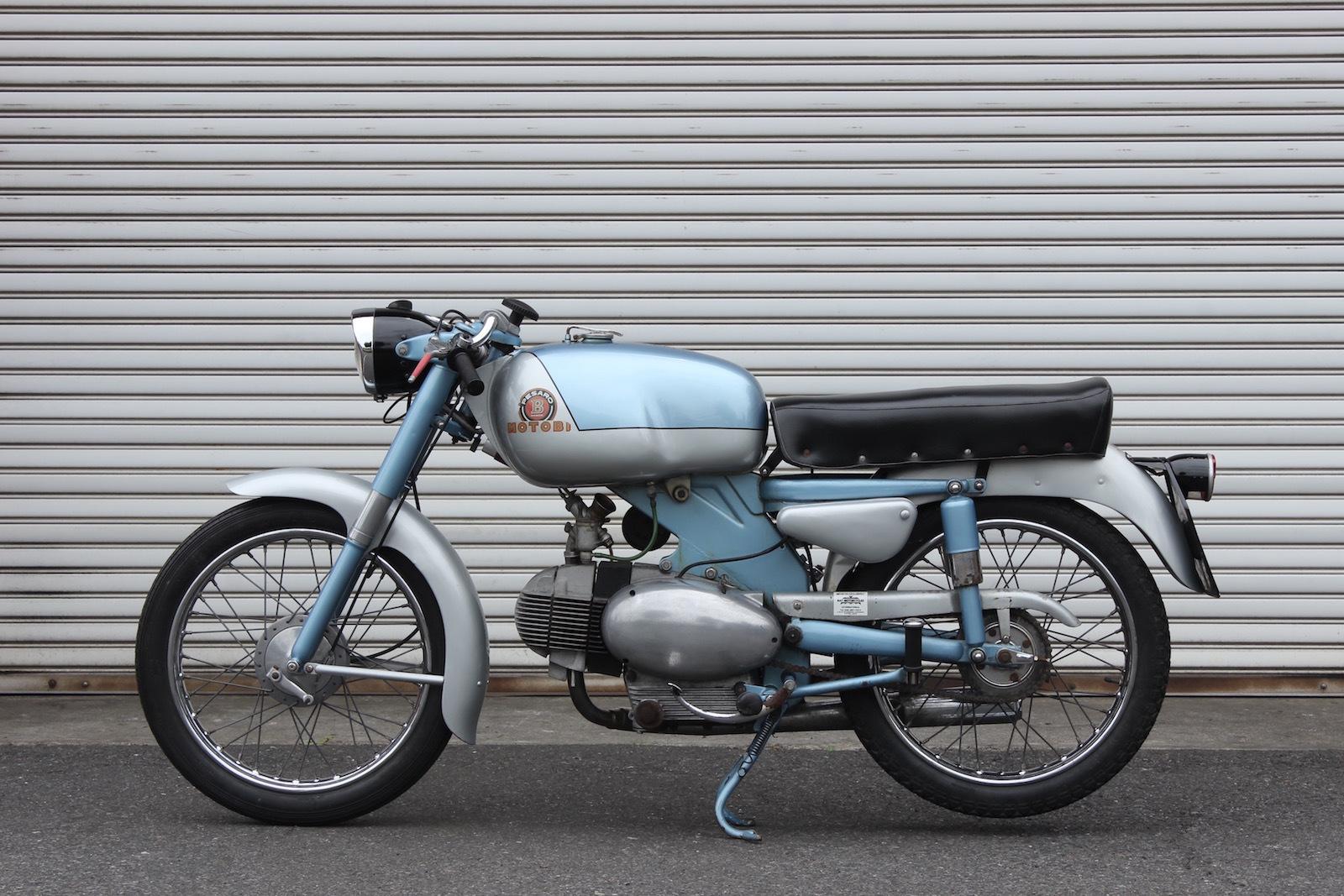 Motobi 125 Imperiale custom入庫。_a0208987_13185795.jpg