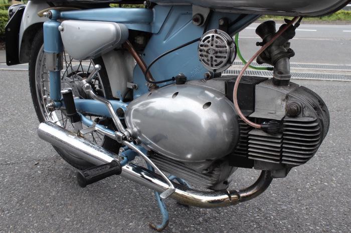 Motobi 125 Imperiale custom入庫。_a0208987_13191035.jpg