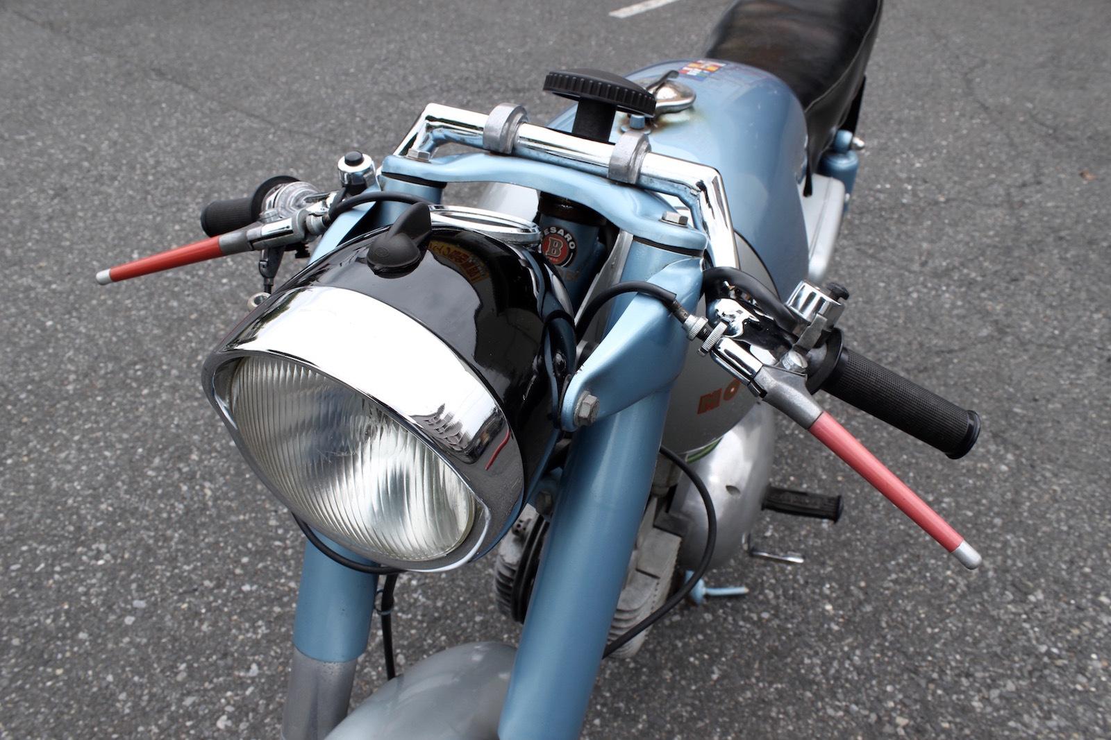 Motobi 125 Imperiale custom入庫。_a0208987_13203101.jpg