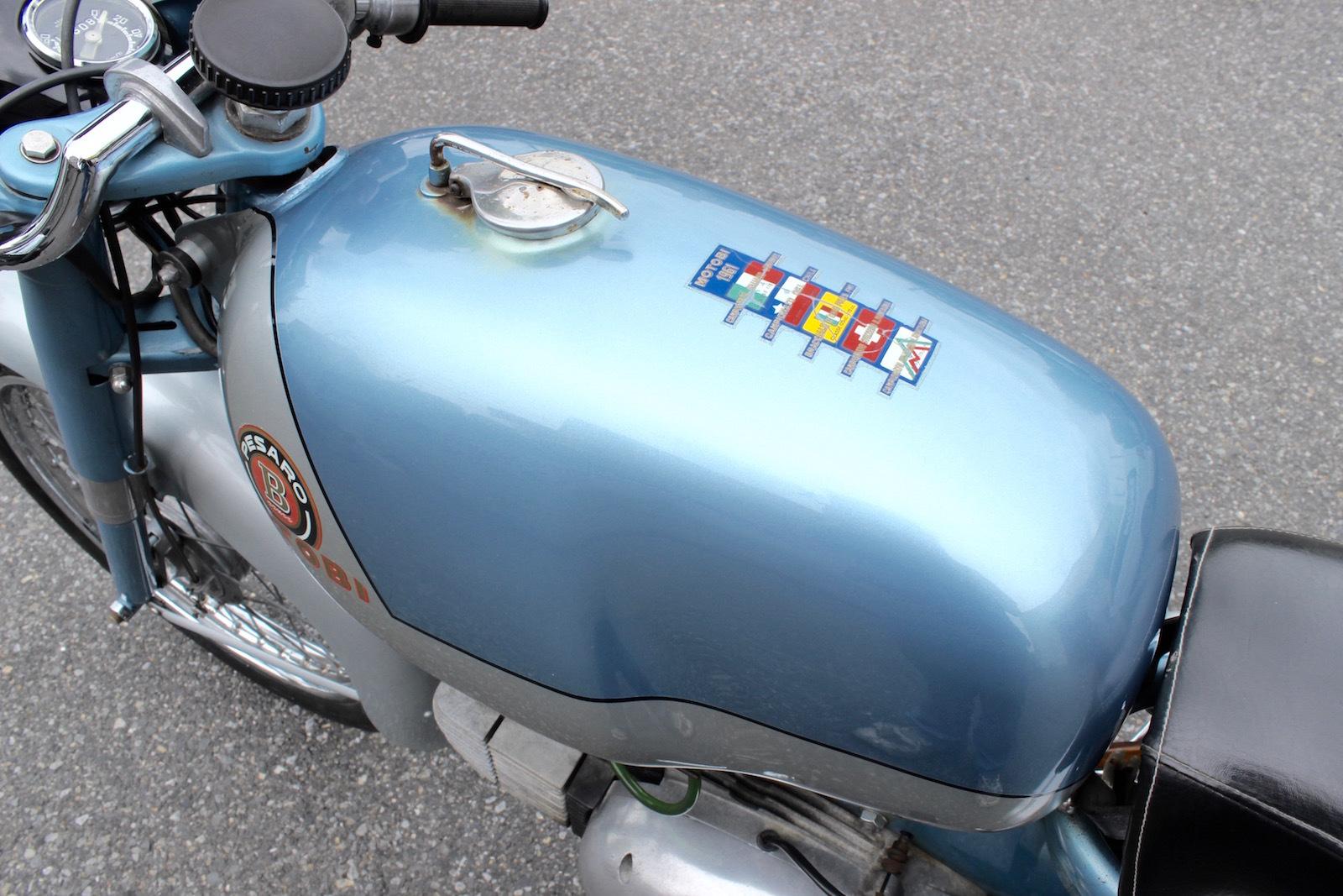 Motobi 125 Imperiale custom入庫。_a0208987_13205933.jpg
