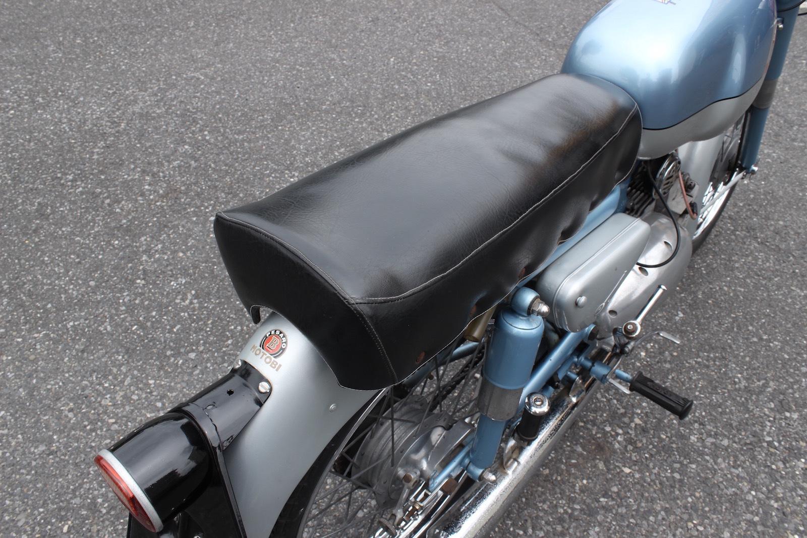 Motobi 125 Imperiale custom入庫。_a0208987_13212361.jpg