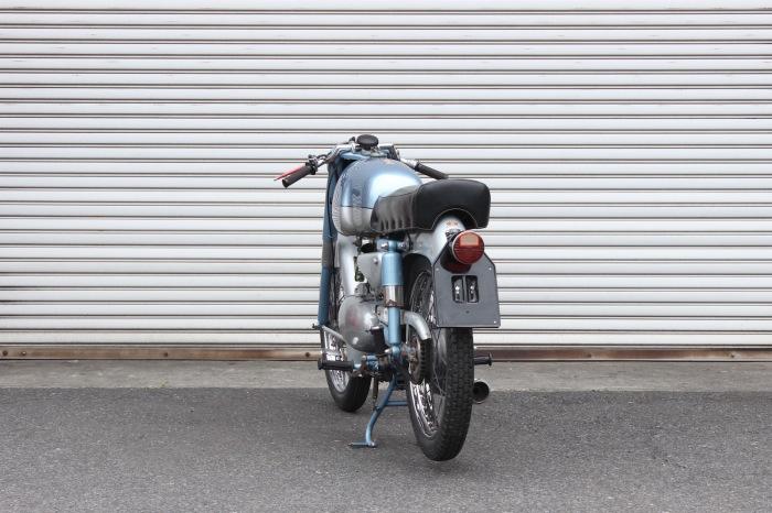 Motobi 125 Imperiale custom入庫。_a0208987_13214636.jpg