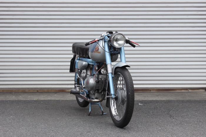 Motobi 125 Imperiale custom入庫。_a0208987_13215474.jpg