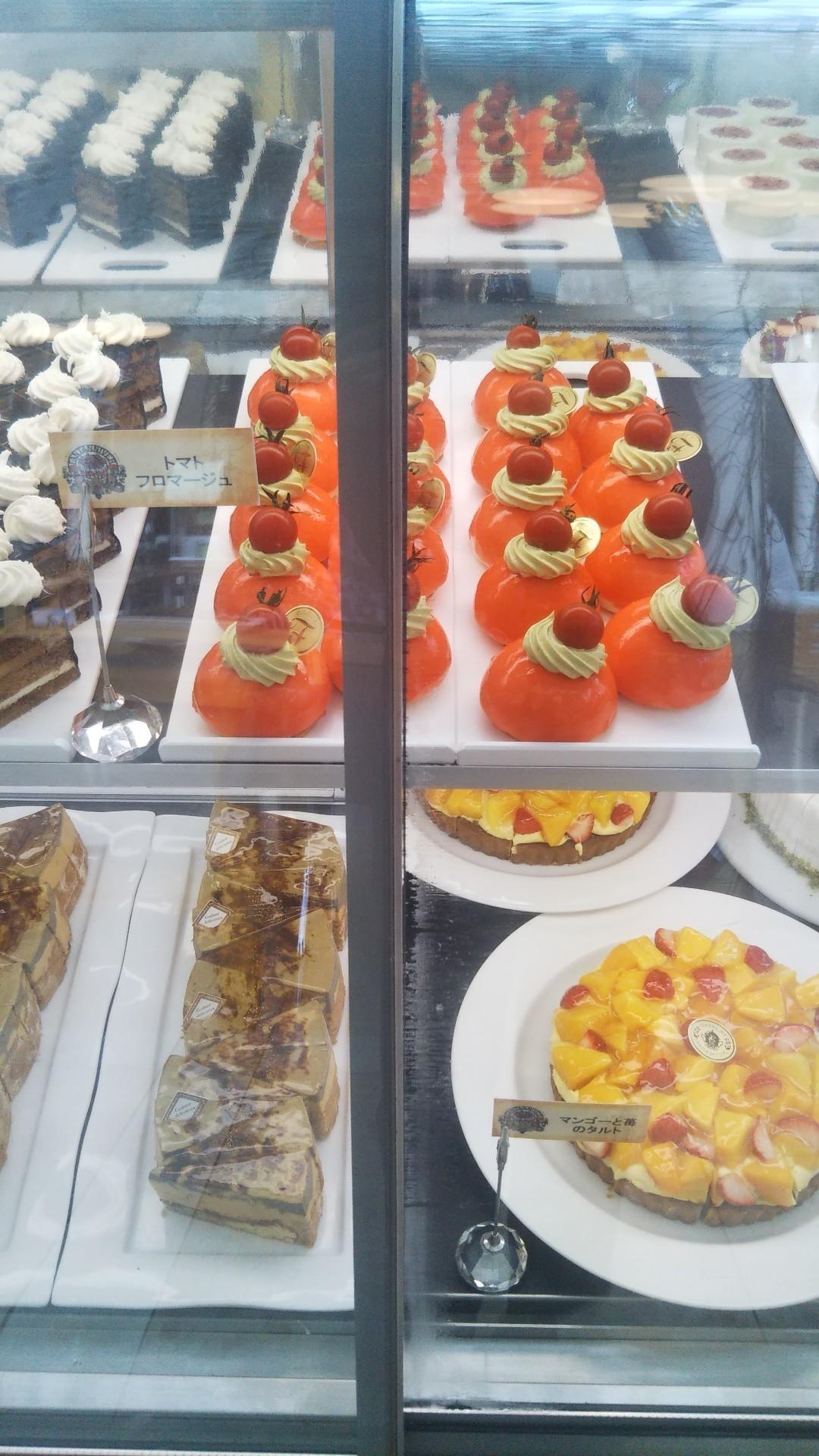 シャトレーゼ ガトーキングダムサッポロ ヴィーニュ Dessert Buffet~夏のべジスイーツフェア~_f0076001_23405580.jpg