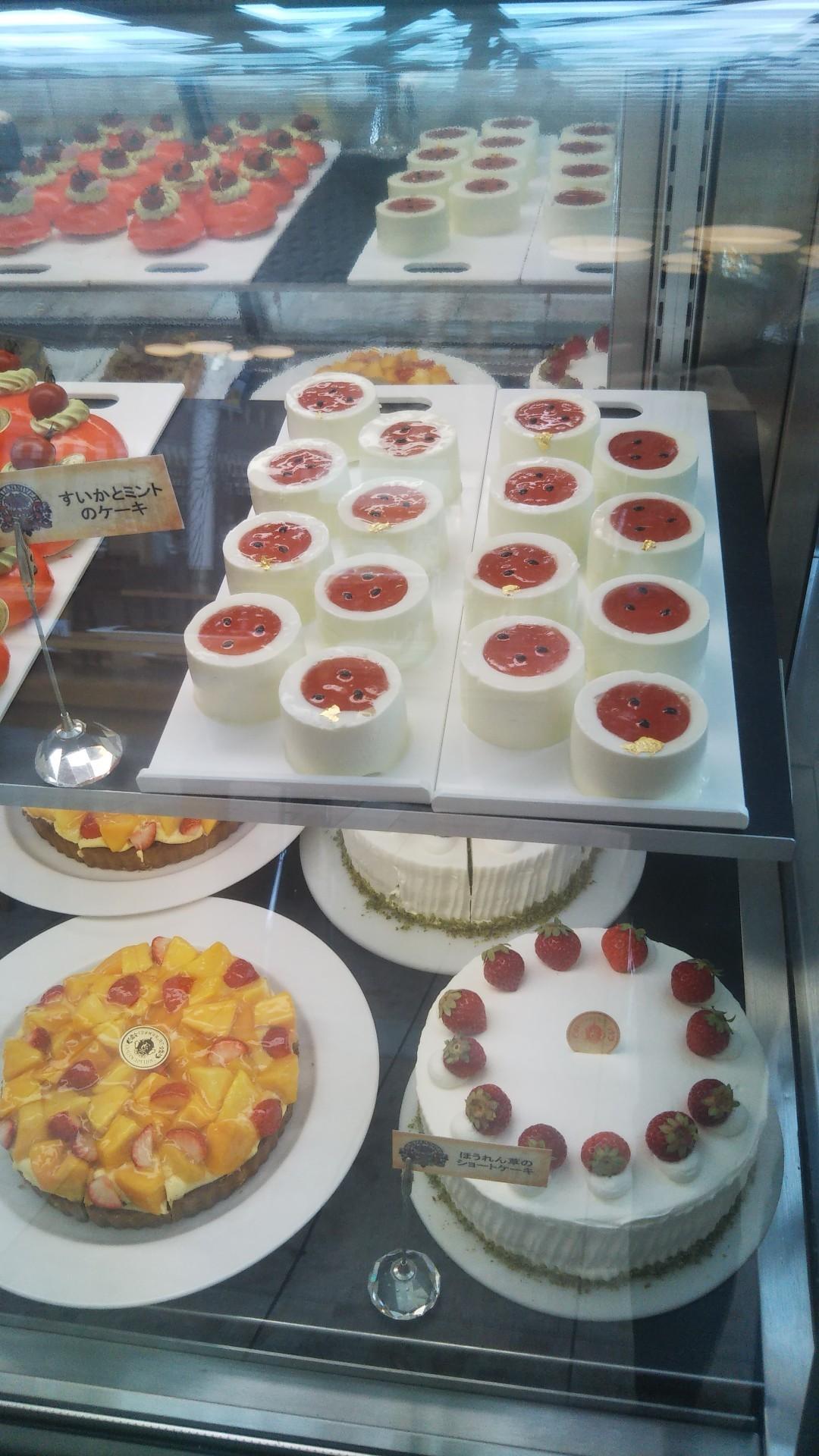 シャトレーゼ ガトーキングダムサッポロ ヴィーニュ Dessert Buffet~夏のべジスイーツフェア~_f0076001_23405593.jpg