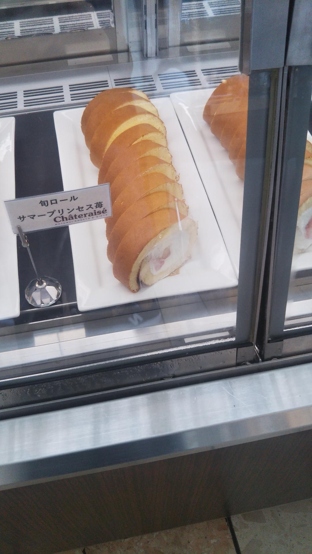 シャトレーゼ ガトーキングダムサッポロ ヴィーニュ Dessert Buffet~夏のべジスイーツフェア~_f0076001_23422670.jpg