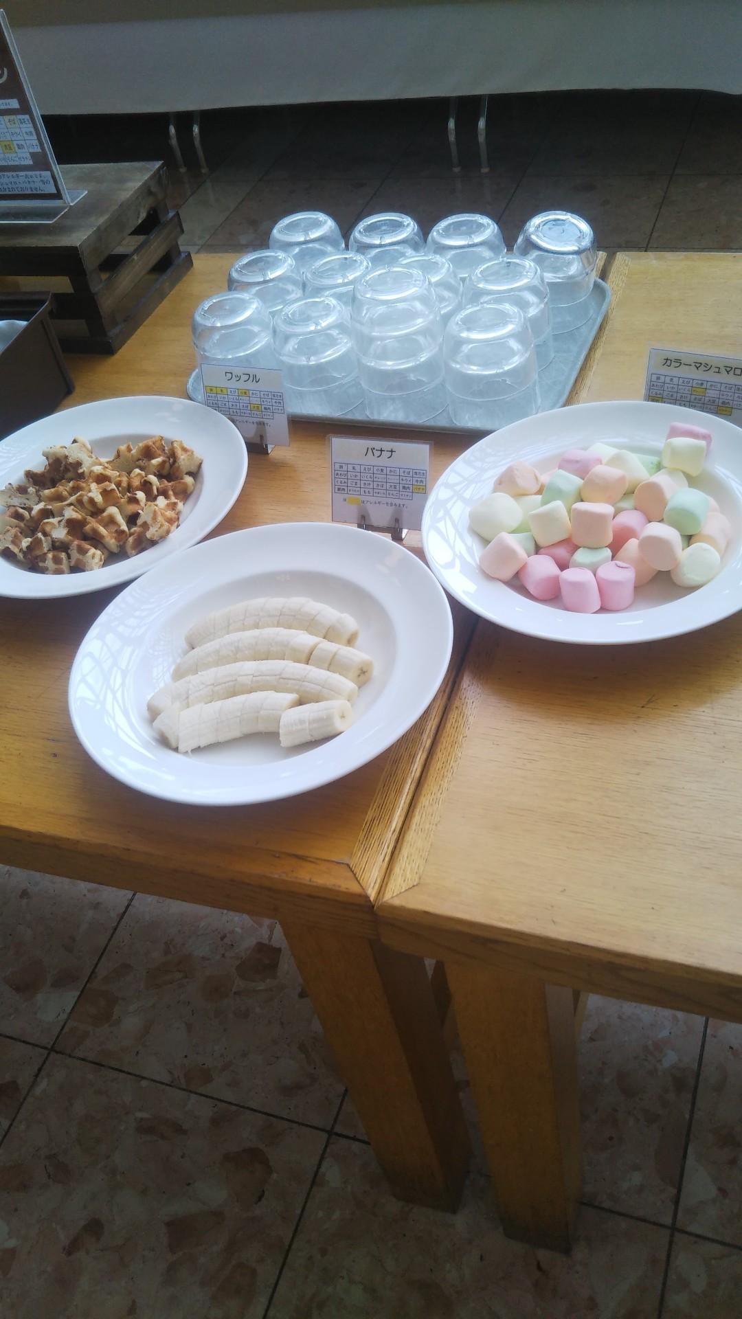 シャトレーゼ ガトーキングダムサッポロ ヴィーニュ Dessert Buffet~夏のべジスイーツフェア~_f0076001_23441042.jpg