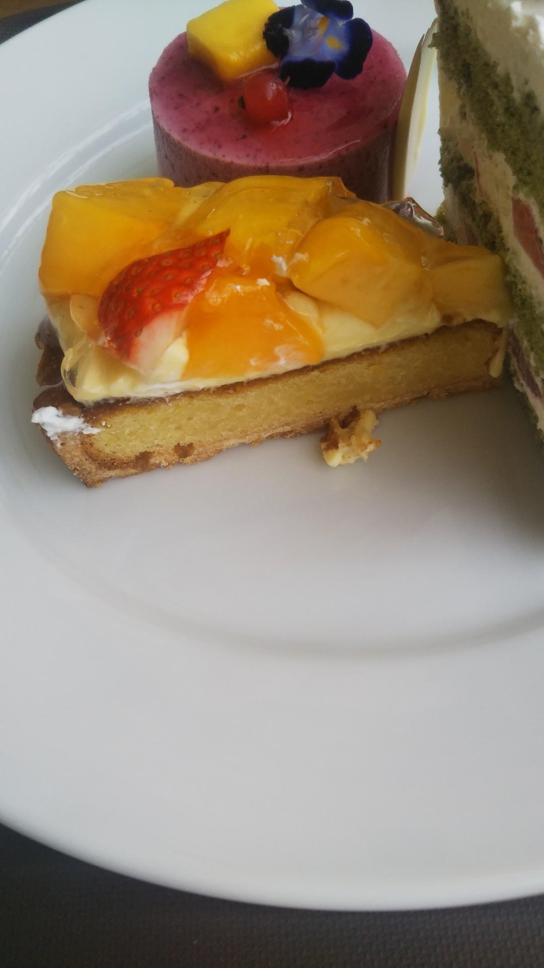シャトレーゼ ガトーキングダムサッポロ ヴィーニュ Dessert Buffet~夏のべジスイーツフェア~_f0076001_23482679.jpg