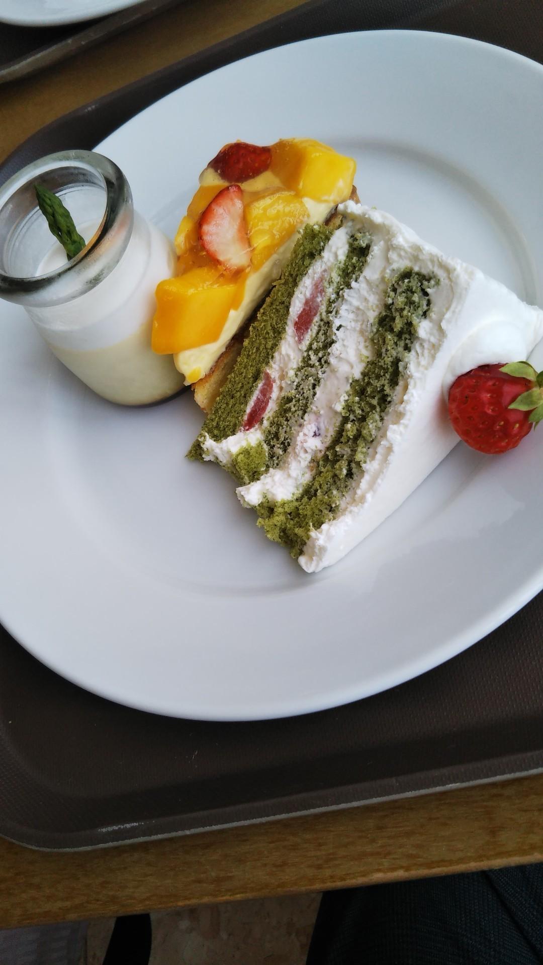 シャトレーゼ ガトーキングダムサッポロ ヴィーニュ Dessert Buffet~夏のべジスイーツフェア~_f0076001_23483988.jpg