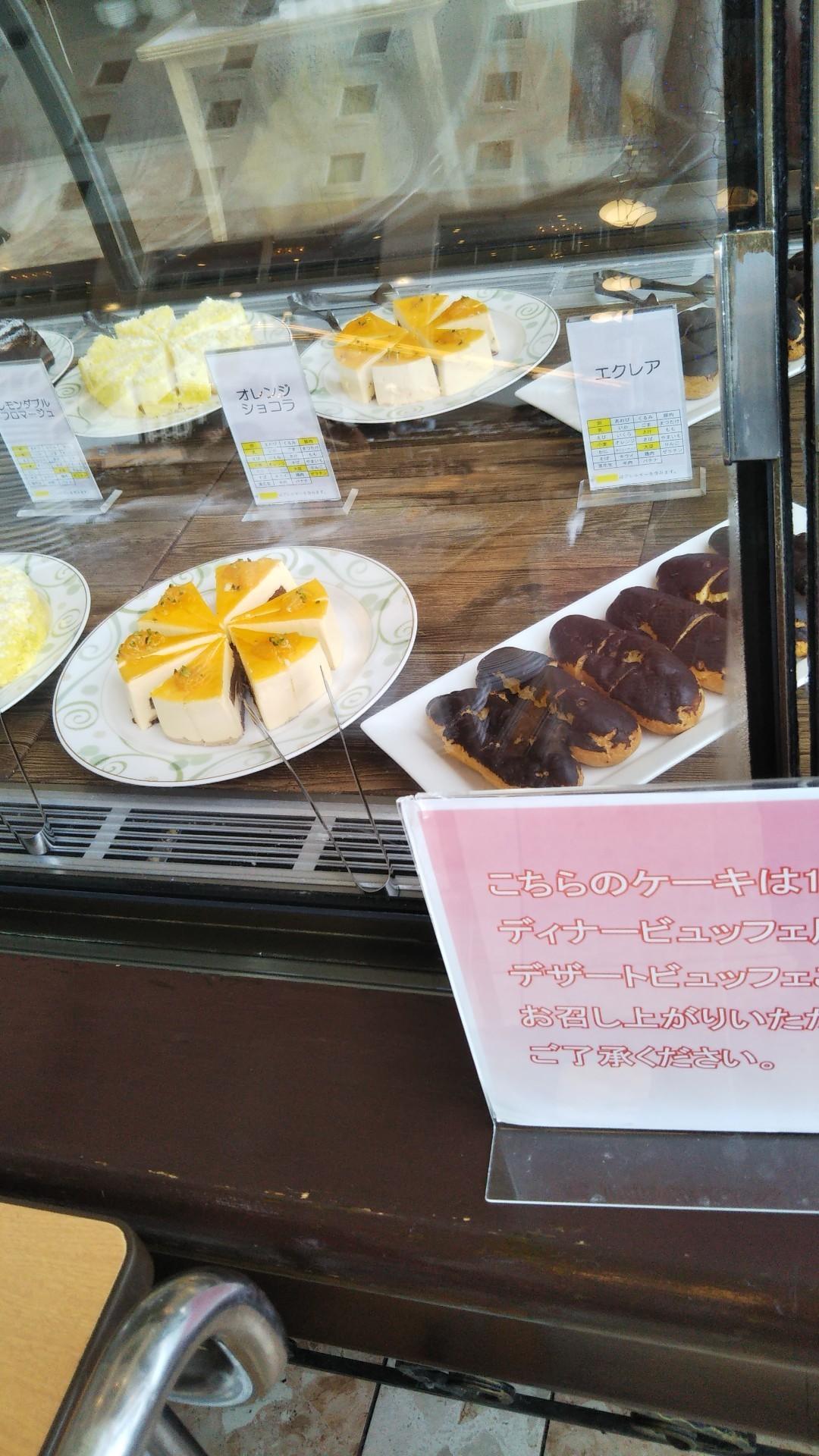 シャトレーゼ ガトーキングダムサッポロ ヴィーニュ Dessert Buffet~夏のべジスイーツフェア~_f0076001_23491404.jpg