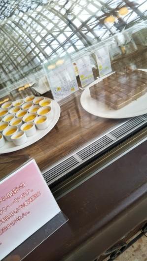 シャトレーゼ ガトーキングダムサッポロ ヴィーニュ Dessert Buffet~夏のべジスイーツフェア~_f0076001_23491498.jpg