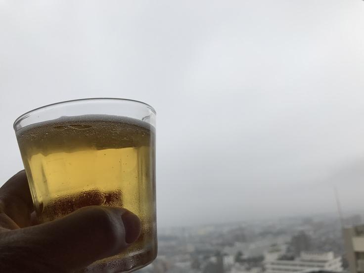 梅雨空にカンパイ~!_c0212604_60128.jpg