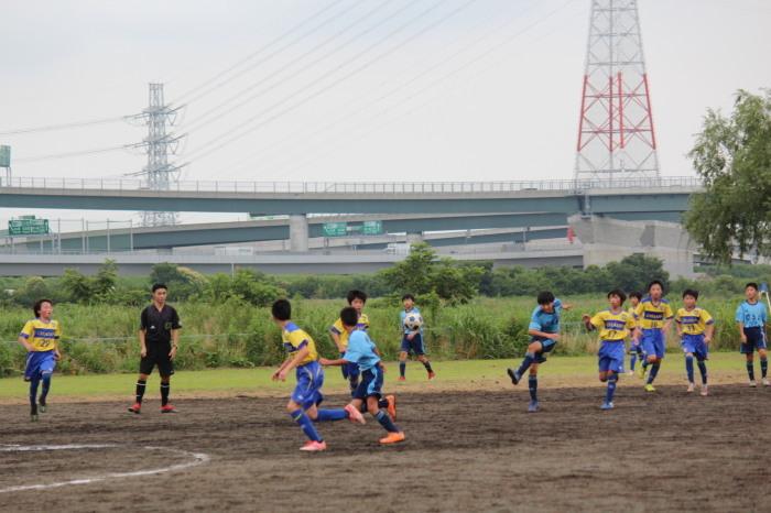 2019年度 U-13リーグ 第3節_a0109314_10054215.jpg