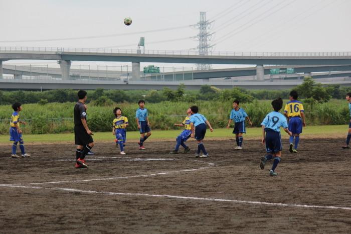 2019年度 U-13リーグ 第3節_a0109314_10062741.jpg
