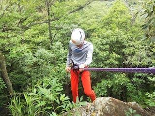 OSK初級岩登り講習会_c0359615_10092582.jpg