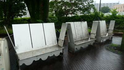 大橋晃朗先生 アルミの椅子_b0074416_23465773.jpg