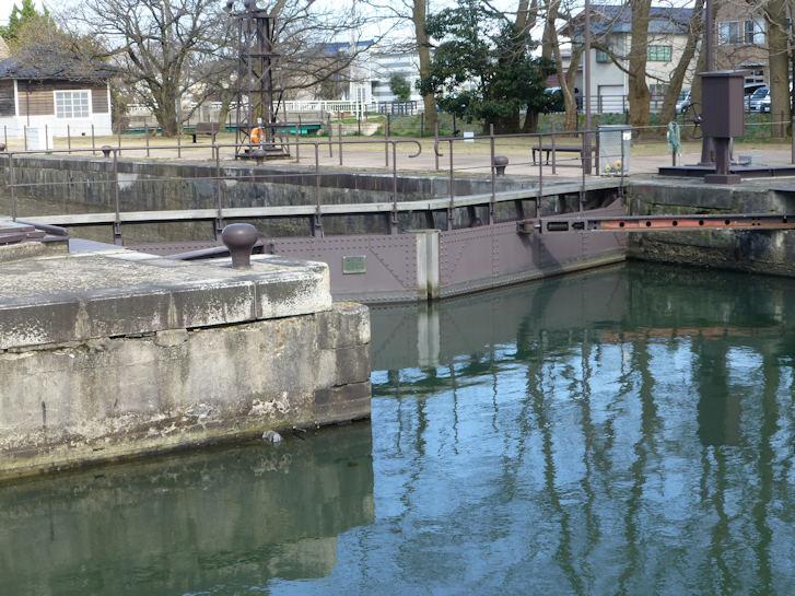 福井・富山編(82):富岩運河と中島閘門(16.3)_c0051620_17265771.jpg