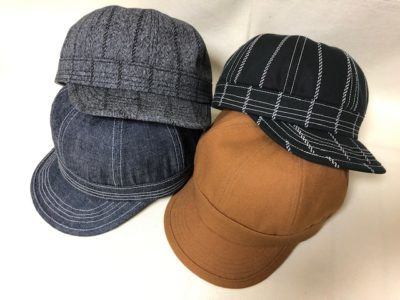 Dapper\'s      Special 8panel Work Cap  lot 1337_c0144020_15440968.jpg