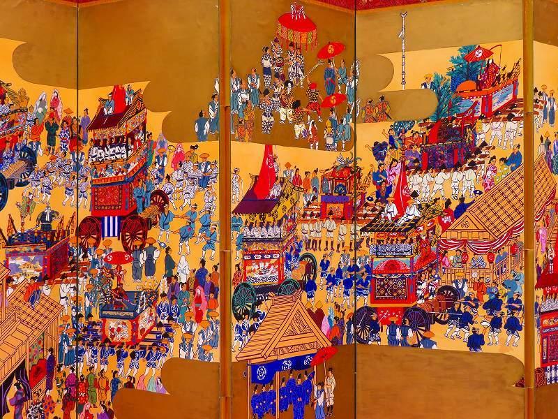 祇園祭「街の様子」20190710_e0237645_14464420.jpg