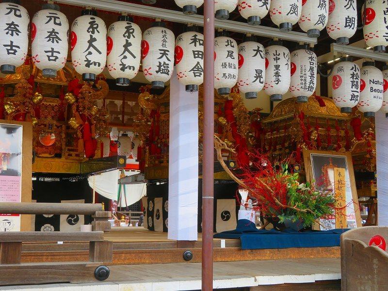 祇園祭「八坂神社の御神輿」20190712_e0237645_15081838.jpg