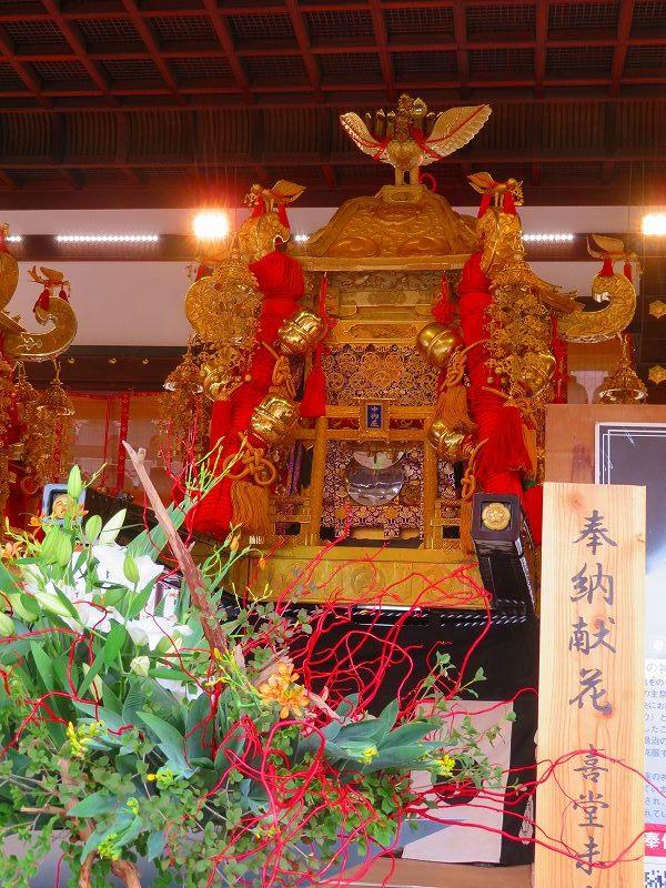 祇園祭「八坂神社の御神輿」20190712_e0237645_15081866.jpg