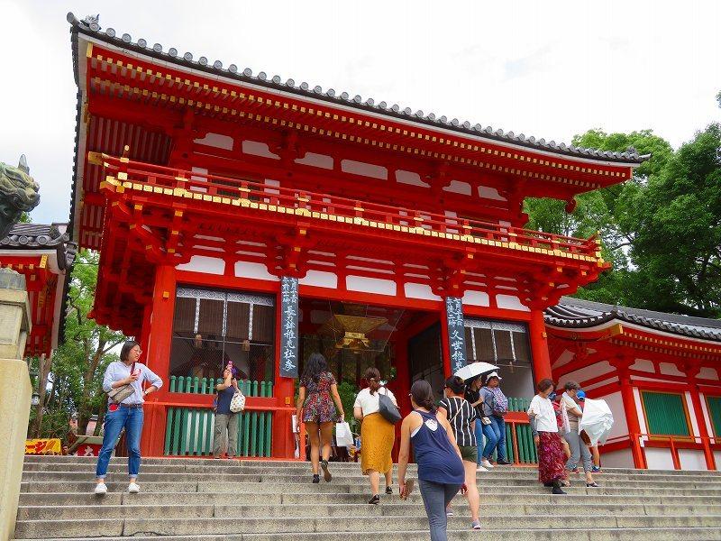 祇園祭「八坂神社の御神輿」20190712_e0237645_15081891.jpg