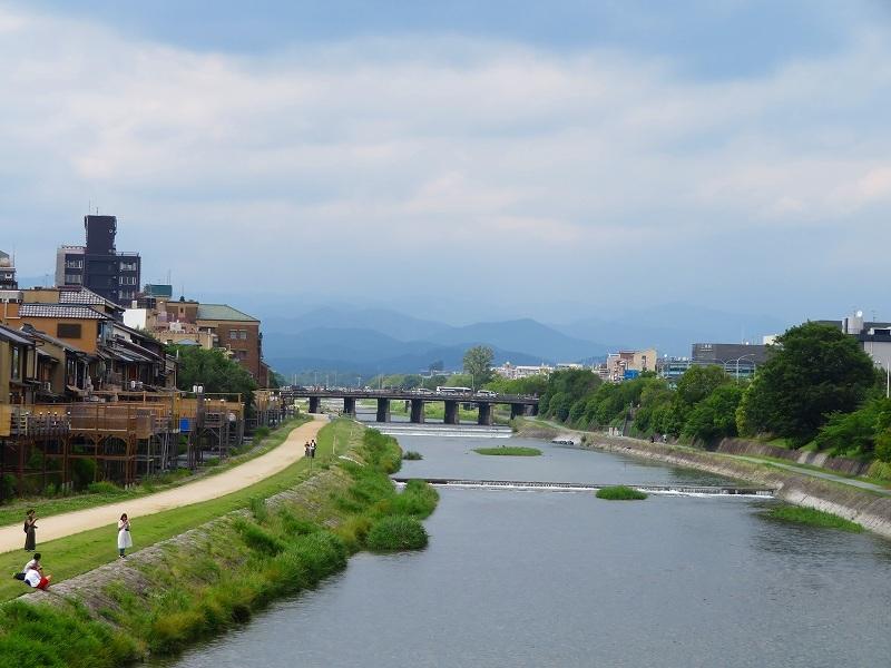 鴨川から円山公園へ20190712_e0237645_22362005.jpg