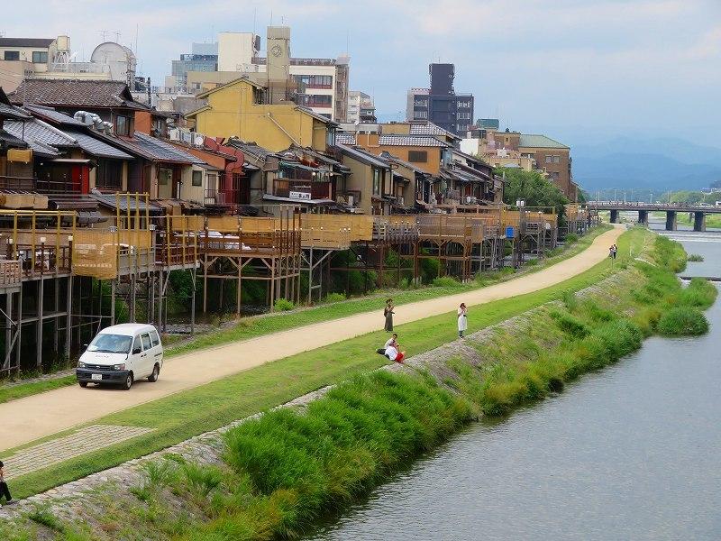 鴨川から円山公園へ20190712_e0237645_22362011.jpg