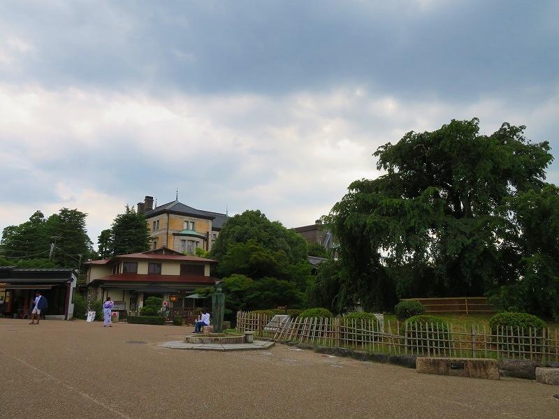 鴨川から円山公園へ20190712_e0237645_22362143.jpg