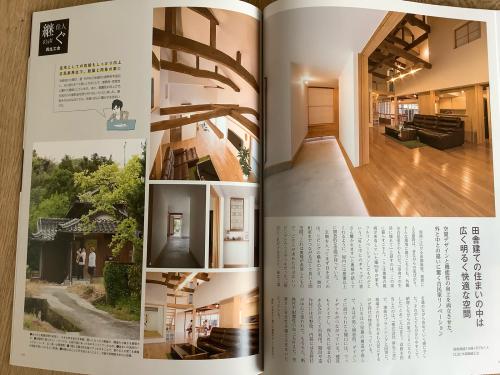憧れの吉野材で建てる家  「錦町の家」_e0118652_09270692.jpg