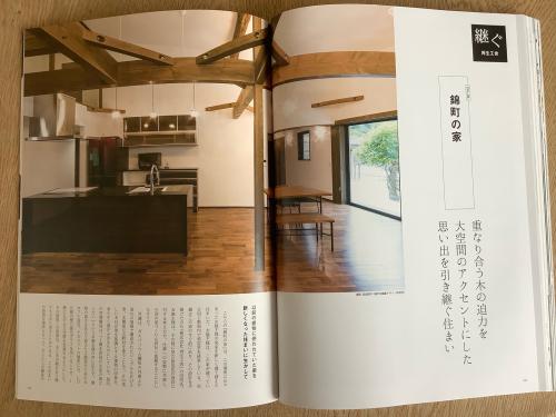憧れの吉野材で建てる家  「錦町の家」_e0118652_09275206.jpg
