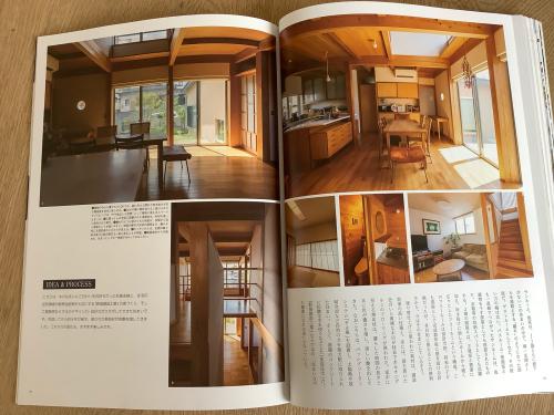 憧れの吉野材で建てる家  「K様邸」_e0118652_09370193.jpg