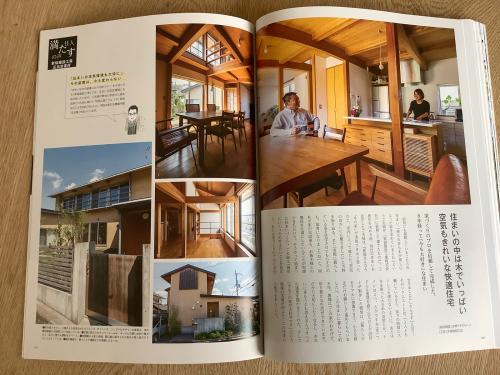 憧れの吉野材で建てる家  「K様邸」_e0118652_09370403.jpg