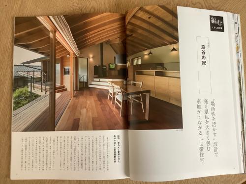 憧れの吉野材で建てる家  「風谷の家」_e0118652_12094399.jpg