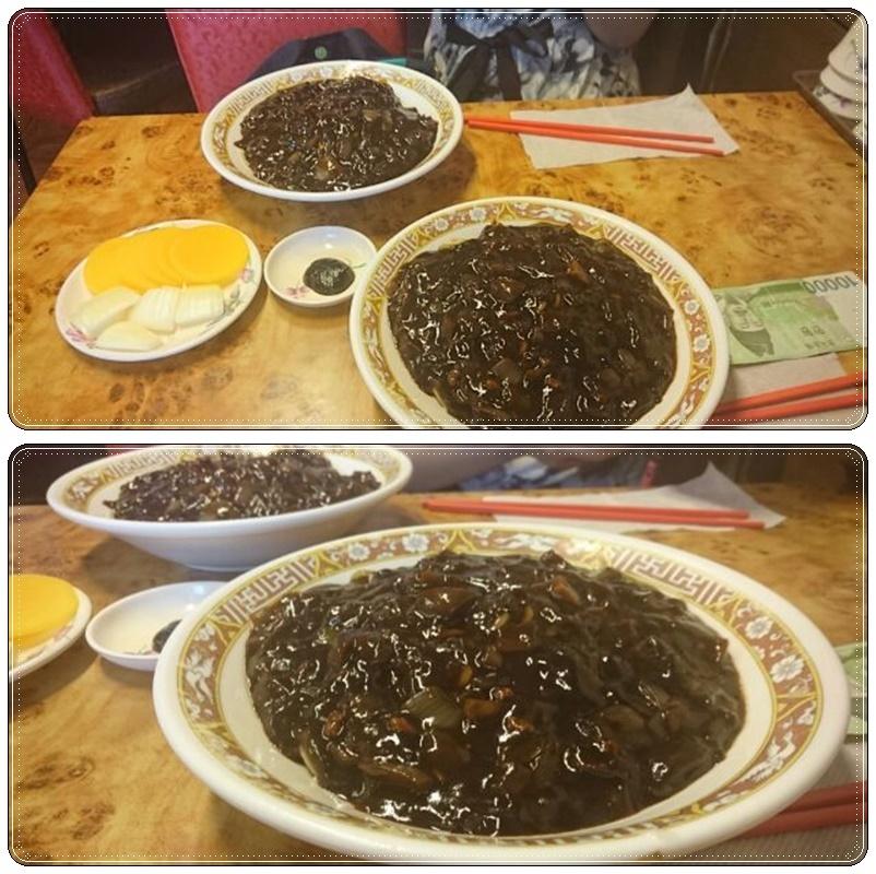 ジャージャー麺・山東餃子店_b0236665_21574888.jpg