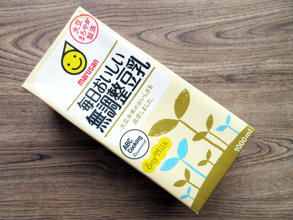 【自作】豆乳ククス_c0152767_07424473.jpg