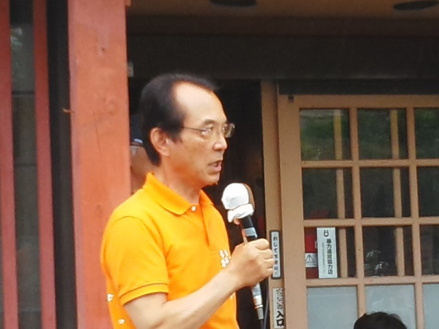 🌞長谷川よしき市長候補 🌞 たくさんの声と共に出発 🎶 誰もが安心してくらせるように 🎶『市役所は市民の役にたつ所』_f0061067_12064724.jpg