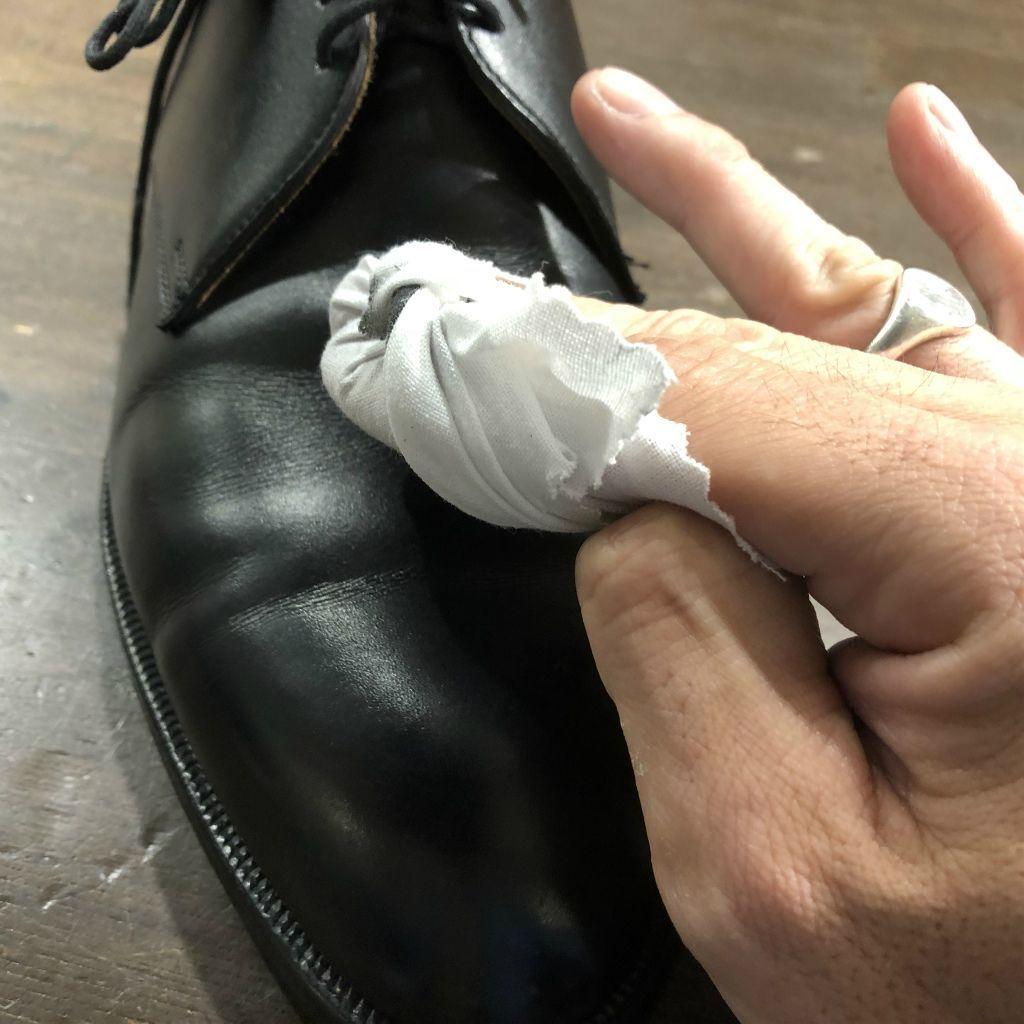 ブログ『サルでも分かる靴磨きの超基本~特にクリームの量とブラシのかけ方!』_b0365069_18494027.jpg