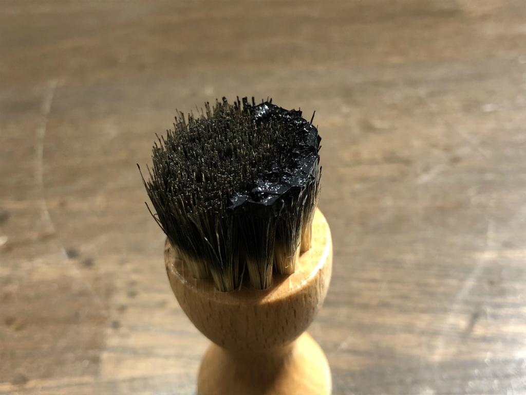 ブログ『サルでも分かる靴磨きの超基本~特にクリームの量とブラシのかけ方!』_b0365069_18504536.jpg