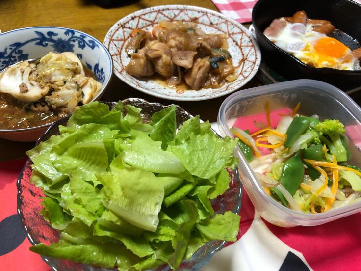 赤い食事_e0107171_07083253.jpg