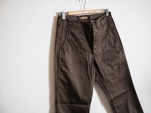 Officer Trousers SlimFit Type2_d0160378_16514507.jpg