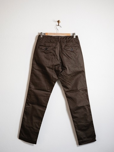Officer Trousers SlimFit Type2_d0160378_16514516.jpg