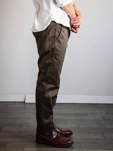 Officer Trousers SlimFit Type2_d0160378_16514928.jpg