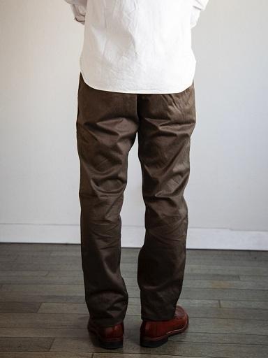 Officer Trousers SlimFit Type2_d0160378_16514982.jpg