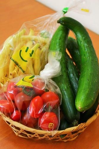 【鎌倉の夏野菜と、DAILYの焼き菓子】_d0277280_08241430.jpg