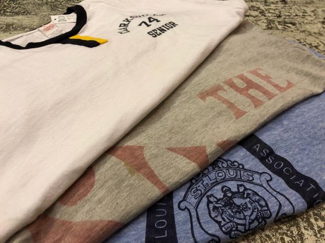 7月17日(水)マグネッツ大阪店ヴィンテージ入荷!!#2  VintageT-Shirt編!! Ringer & Reversible、Solid!!_c0078587_21153687.jpg