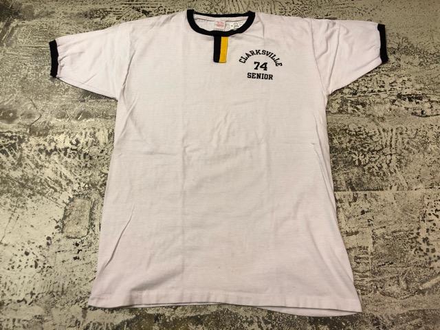7月17日(水)マグネッツ大阪店ヴィンテージ入荷!!#2  VintageT-Shirt編!! Ringer & Reversible、Solid!!_c0078587_2115485.jpg